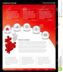 simple free web templates simple website template stock photos image 30965003 editable template vector website