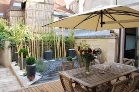 idee de jardin moderne idee creation jardin japonais meilleures idées créatives pour la