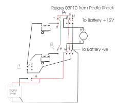 wiring diagrams relay terminals 12v diagram 3 prong bright switch