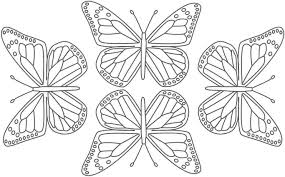 coloring pictures of small butterflies coloring pages butterfly of butterflies rallytv org