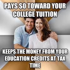 Tax Money Meme - my girlfriend used to not get any money at tax time she was