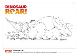 paul stickland blog free dinosaur roar coloring pages