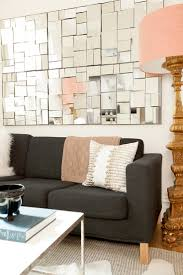 Mirror Wall Decor by Best 25 Wall Of Mirrors Ideas On Pinterest Mirror Gallery Wall