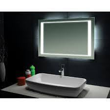 bathroom glamorous modern bathroom mirrors with lights tolentino