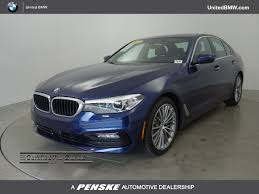 united bmw of gwinnett place 2017 used bmw 5 series 530i at bmw of gwinnett place serving