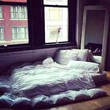 bed bath beyond floor l bed on the floor edgarquintero me