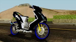 download game gta mod drag indonesia faggio replacement for gta san andreas