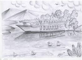 pencil for painting beautiful scenery images with pencil for painting great drawing