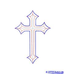 how to draw a cross tattoo step 4 1 000000052727 5 jpg 830 948