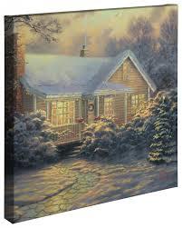 kinkade cottage dvd books