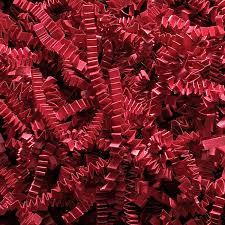 gift basket shredded paper aviditi cp10e crinkle cut paper 10 lbs per of 10
