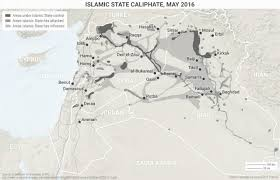 Islamic State Territory Map by The Future Of The Islamic State And Its Caliphate Geopolitical