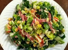 salad days u2013 the classic chopped salad two chums