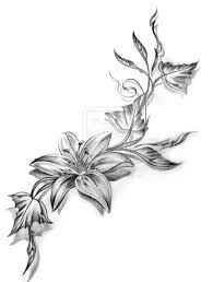 gallery for butterfly rose tattoo designs clip art library