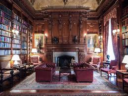 mansion library literary club location scout sam rohn