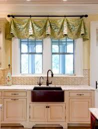ideas for kitchen curtains remarkable kitchen curtains ideas easy kitchen interior design