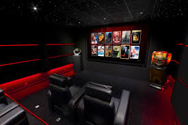 Home Theater Interior Design by 4k Home Theater Streamrr Com