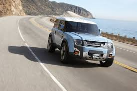 land rover daktari new land rover defender to sport radically different look