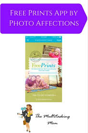 photo affections free prints free prints app by photo affections the multitasking
