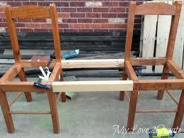 Bench Made From Old Dresser Yli Tuhat Ideaa Old Benches Pinterestissä Tuolit Ja Antiikki