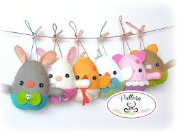 egg plushies pdf pattern easter eggs sewing pattern egg animals