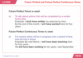 learnhive cbse grade 6 english tenses lessons exercises and