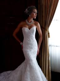 lace mermaid wedding dresses sweetheart chapel lace trumpet mermaid wedding dress