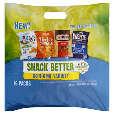 snyder u0027s of hanover non gmo variety pack shop variety pack chips