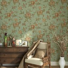 wallpaper for livingroom blooming wall vintage flower trees wallpaper wall mural for