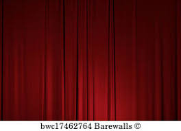 Theater Drape 4 177 Stage Theatre Drape Background Posters And Art Prints