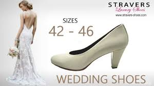 wedding shoes size 11 large size women s shoes stravers luxury shoes