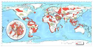Global Map Of The World by Oil And Gas Maps Brilliant Map World Oil Reserves Evenakliyat Biz