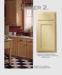 kitchen cabinet overlay kitchen cabinet door styles