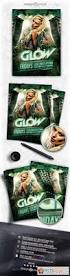 glow club flyer template 11300618 free download photoshop vector