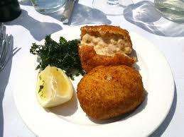 cuisine du nord de la croquettes de crevettes de la mer du nord picture of brasserie