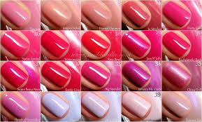 this page is amazing for essie nail polish swatches it has 100