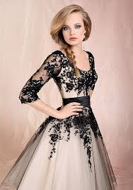 Dress Barn Black And White Dress White Wedding Dress Black Lace Overlay Wedding Short Dresses