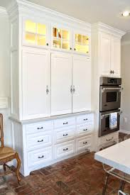kitchen cabinet desk ideas desk stupendous appliance cabinet and desk command center