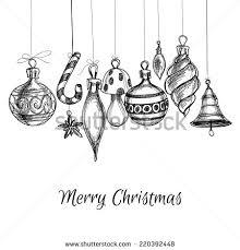 black white ornaments stock vector 220392448