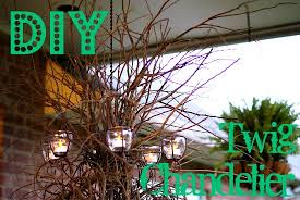 Outdoor Chandelier Diy Twiggy Outdoor Chandelier And A True Picture Of Spring Dimples