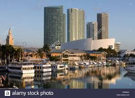 bayside marketplace marina american airlines arena downtown