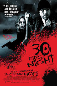 30 days of night 2007 movie posters joblo posters