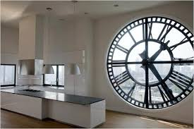 horloge cuisine design horloge murale cuisine design horloge murale en verre au design