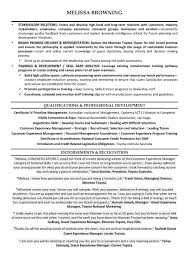 Resume Sample Customer Service Manager by Resume Examples Customer Service Manager