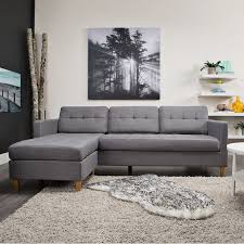 falslev 3 seater sofa grey scandinavian home pinterest