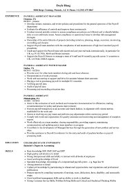 resume template for senior accountant duties ach drafts payroll assistant resume sles velvet jobs
