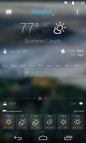 best android weather widget bright weather is another gorgeous weather app widget for android