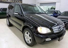 2003 mercedes m class 2003 used mercedes m class ml350 4dr awd 3 5l at luxury