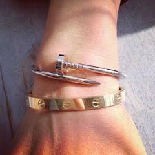 love cartier bracelet ebay images Nail bracelet ebay jpg