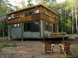 Prefabricated Cabins And Cottages by Jetson Green Green Home Prefab Cottage In A Day
